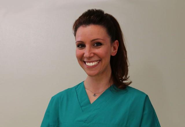 Gerotti Cristina, Assistente studio odontoiatrico